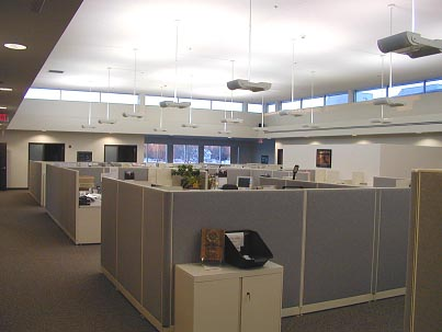 EAST CENTRAL ELECTRIC EMERGENCY RESPONSE CENTER / CUSTOMER SERVICE CENTER