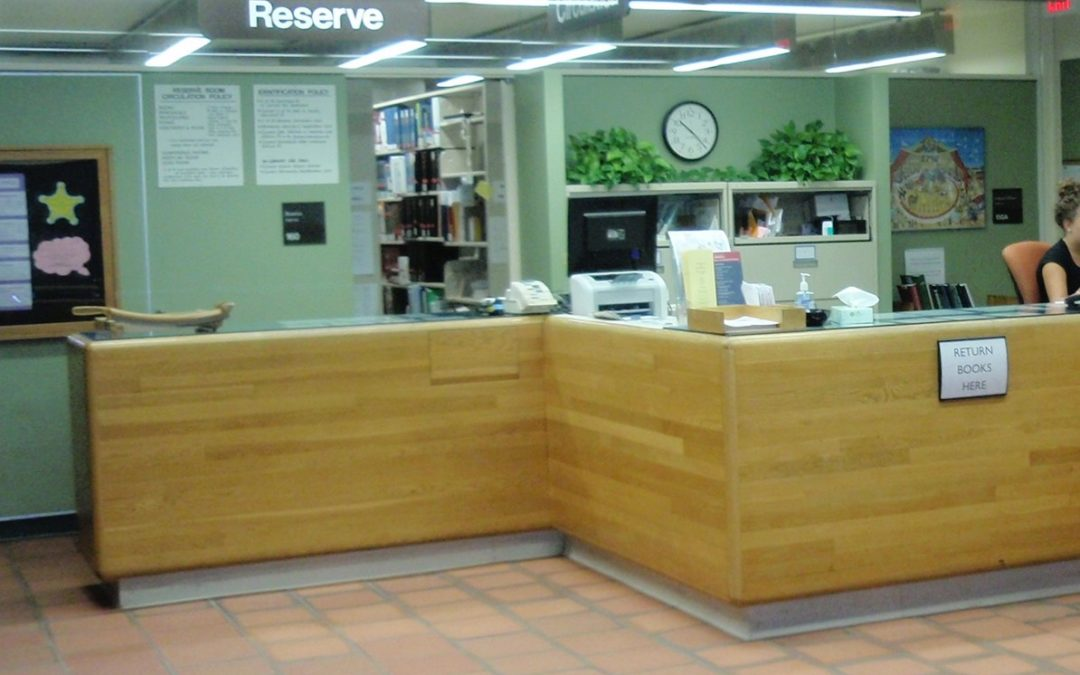 U OF M – MONDALE HALL LAW LIBRARY
