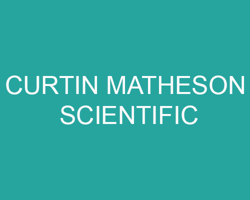 CURTIN MATHESON SCIENTIFIC