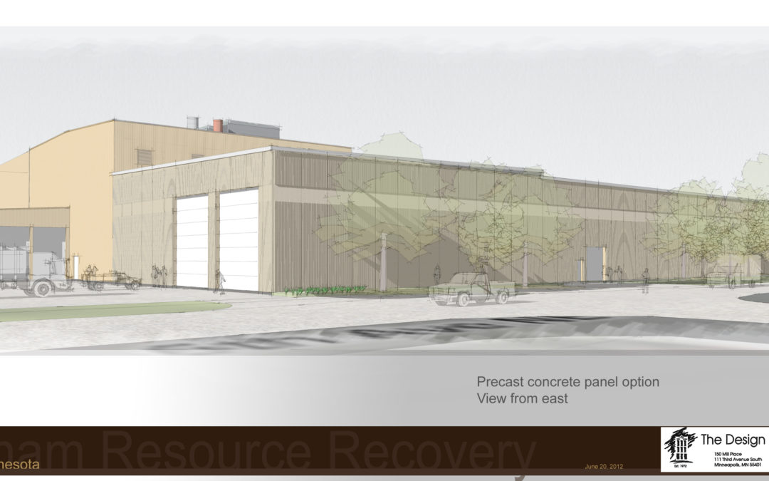 PERHAM RESOURCE RECOVERY FACILITY EXPANSION